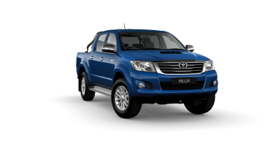 Hilux SR5 4x4 T/D DC from $48,990