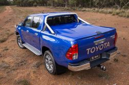 HiLux Genuine Accessories Ute Hard Lid