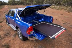 HiLux Genuine Accessories Slide Out Tray