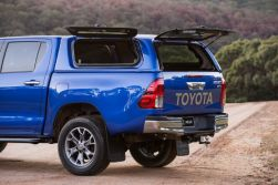 HiLux Genuine Accessories Canopy