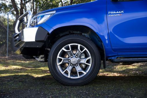 HiLux Genuine Accessories Wheels
