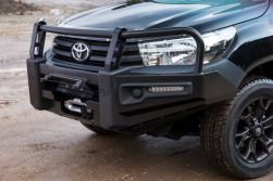 HiLux Genuine Accessories Bull Bars