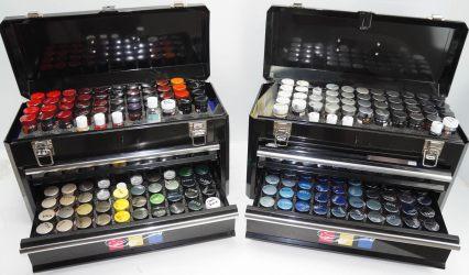 Dr. ColorChip paint chip repair system
