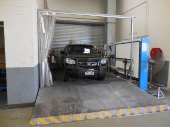 Strathpine's smart repair bay