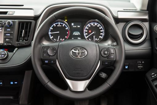 2015 Toyota RAV4 Cruiser