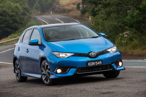 2015 Toyota Corolla ZR hatch