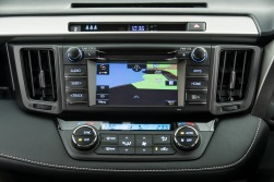 Toyota expands RAV4's safety and style (RAV4 GXL shown).