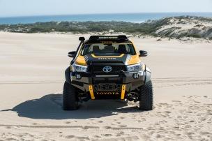 2017 Toyota HiLux Tonka Concept