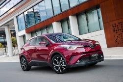 2017 Toyota C-HR Koba