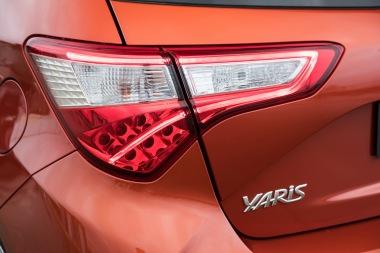 2017 Toyota Yaris ZR