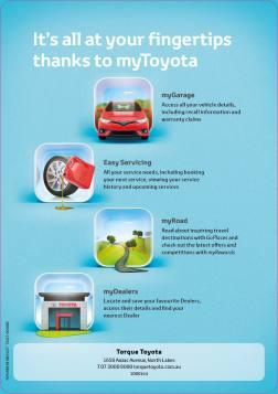 myToyota A5 back page NL